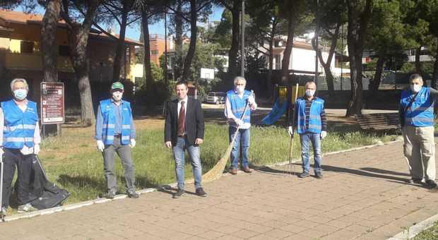 Nonni Cna Pensionati paladini dell'ambiente e della pulizia. A Corciano progetto pilota in Umbria