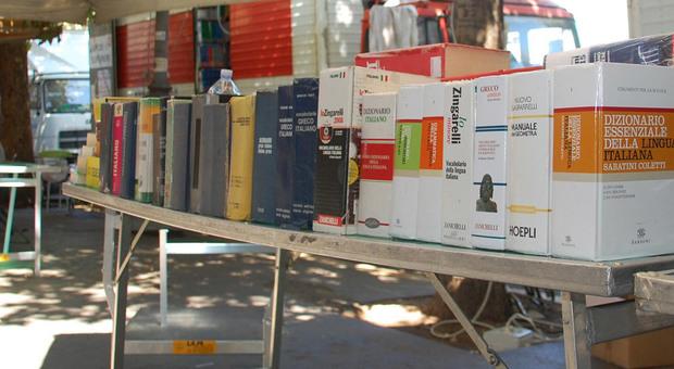 colli albani libri usati