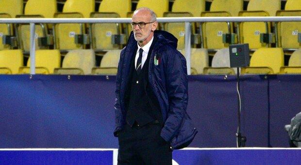 Italia-Slovenia, Nicolato: «Non siamo antisportivi. E domani sarà una gara difficile»