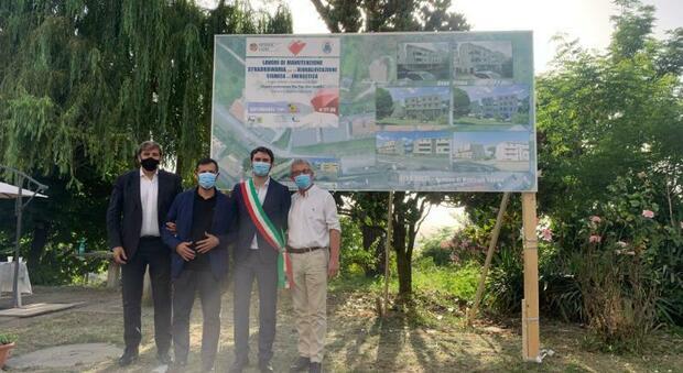 Ater, a Magliano Sabina presentato il primo progetto di riqualificazione dei condomini con il Superbonus