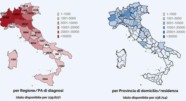 Coronavirus, nel Dna lo scudo che protegge il Sud: «Due geni pro-Covid diffusi al Nord»
