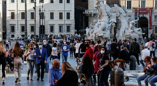 Covid Lazio, bollettino oggi 16 maggio: 557 contagi (-44), 322 a Roma (+54). I dati più bassi degli ultimi 7 mesi. Zero morti nelle province