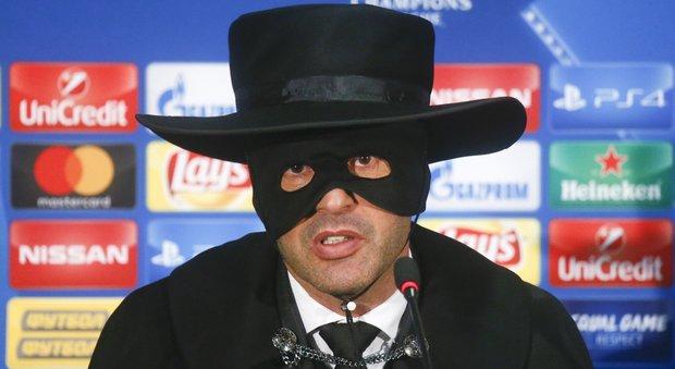 La Roma ?pesca? Zorro: Eusebio e Paulo, i due tecnici che hanno ribaltato la Champions