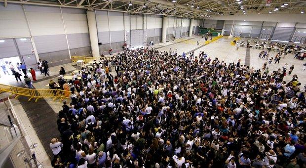 Concorso per Navigator, oggi a Roma i 54mila candidati, la mina del ricorso
