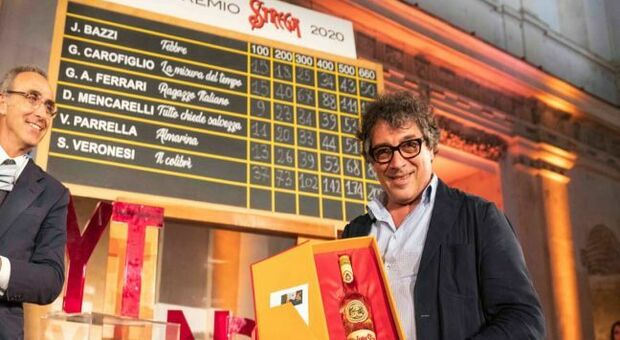 Il premio Strega 2020, Sandro Veronesi