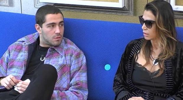 Grande Fratello Vip, Cecilia Capriotti litiga con la tata di Tommaso Zorzi: «Ti denuncio»
