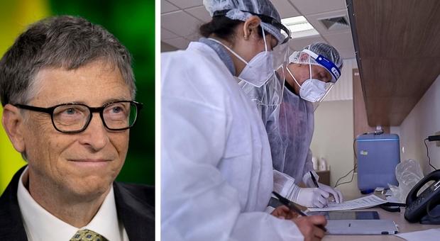 Covid, Bill Gates: «Il virus finirà solo tra due anni, ci attende un autunno molto duro»