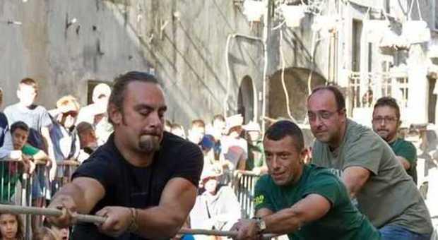 La citt di tolfa saluta l 39 estate con la festa delle for Tradizioni di roma