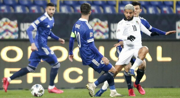 Bosnia-Italia 0-2: azzurri qualificati alla Final Four. A Sarajevo decidono Belotti e Berardi