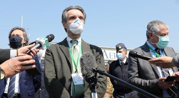 Coronavirus, in Lombardia tornano a salire i nuovi casi: 88 morti, 5 in meno rispetto a ieri