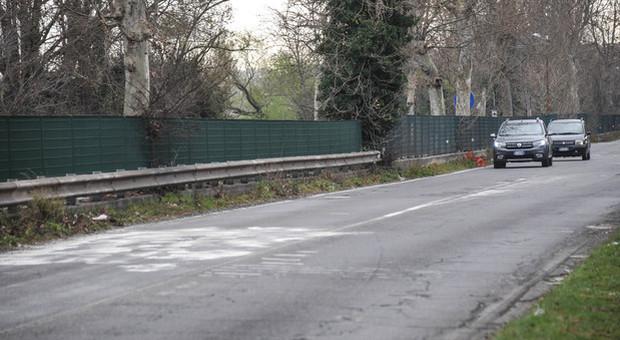 Scattano i lavori di manutenzione su via Ostiense