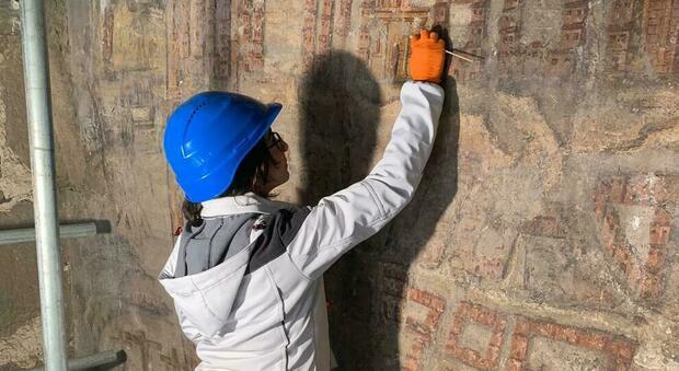 Roma, la Gerusalemme liberata (dallo smog): ecco il dipinto segreto del Colosseo