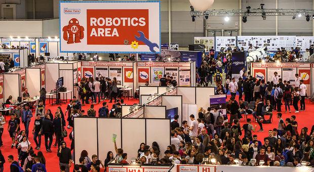 Maker Faire 2019, oltre 600 progetti nei 7 padiglioni della Fiera di Roma. Tra novità e cavalli di battaglia
