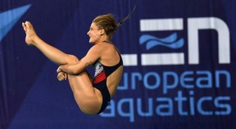 Europei Budapest 2021, oro per la Bertocchi e bronzo per la Pellacani. Solo ottava Marta Murru nel tecnico
