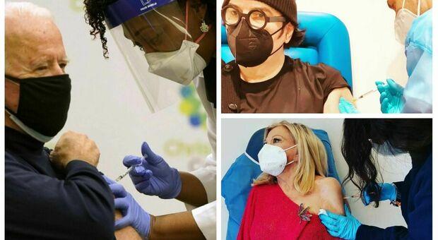 Vaccine Selfie, è mania: il fenomeno è antico. Da Elvis Presley a Biden, ecco lo scatto fa tendenza