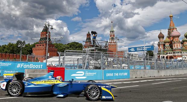 Formula E Calendario.Formula E Annullato Il Gp Di Mosca Calendario Ridotto E