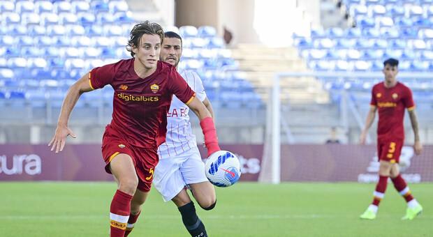 La Roma pareggia con il Siviglia 0-0: ok Mkhitaryan, Zaniolo si sta sbloccando