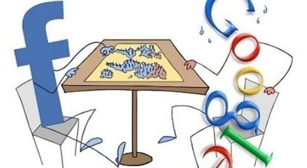 Google e Facebook insieme per collegare Occidente e Oriente con l'alta velocità