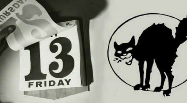 Venerdì 13 e Venerdì 17: perché il primo viene ritenuto più potente, da Adamo ed Eva ai gate negli aeroporti
