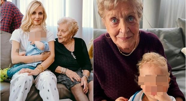 Chiara Ferragni: «Nonna di Fedez vaccinata? Qualcuno ha paura che io smuova opinione pubblica»