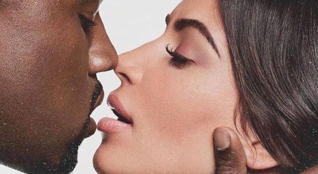 Kim Kardashian Kanye West sesso video