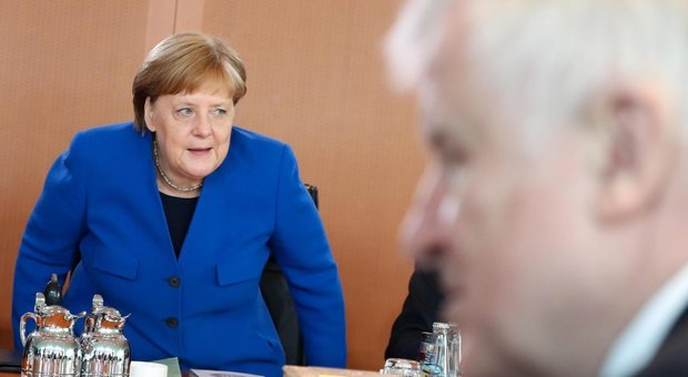 Ue, Merkel: Salvini mai nel Ppe, sui migranti approcci diversi