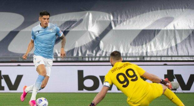 Lazio-Milan 3-0: Correa e Immobile rilanciano Inzaghi. Pioli stasera è fuori dalla Champions