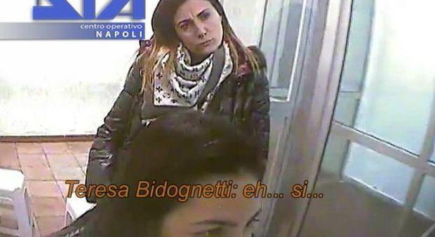 Camorra e affari di famiglia: manette alle figlie di Bidognetti