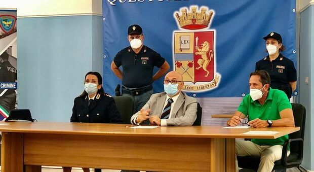 Green pass: prime 8 denunce Digos per manifestazione Pescara
