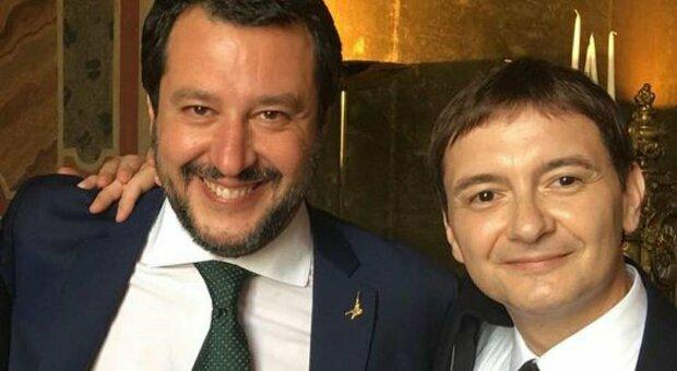 Morisi e il caso della droga, ira di Salvini: «Disgustato dalla schifezza mediatica»