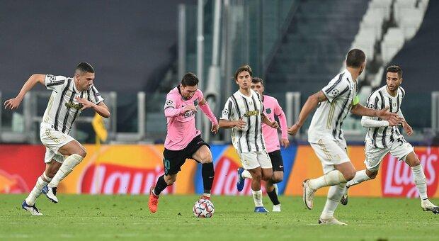 Juve-Barça continua sui social: battute a distanza su Messi e Ronaldo