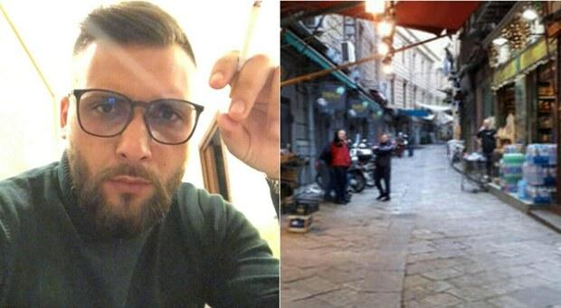 Emanuele Burgio, ucciso a Palermo a 26 anni a colpi di pistola al mercato della Vucciria: indagini in corso