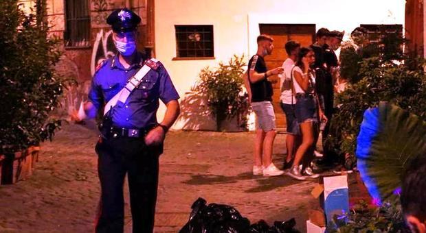 Movida violenta, rapine e scippi a Trastevere: arrestati tre studenti romani