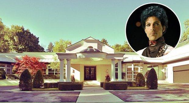La villa di prince a toronto in vendita metri for Casa di 700 metri quadrati in vendita