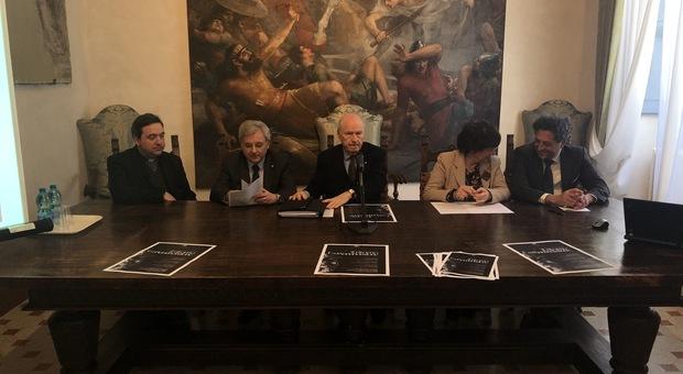 La conferenza stampa all'Opera del Duomo sul ritorno delle statue dell'Annunciazione in Cattedrale