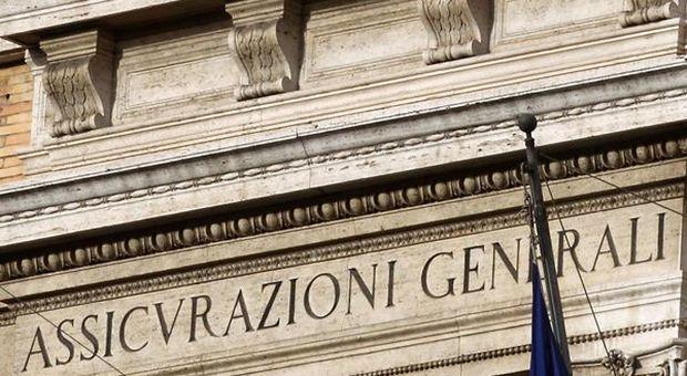 100% di soddisfazione stili di grande varietà come serch Generali sconta l'effetto cedola in Borsa