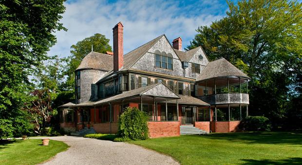 Case storiche in New England: ecco le cinque più belle