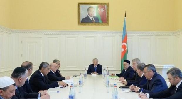 Azerbaigian, al via a Baku il II Summit dei leader religiosi di tutto il mondo