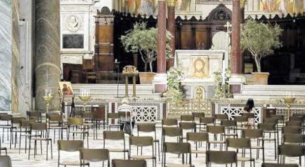 Fase 2 Roma, 18 contagiati dopo un funerale, la famiglia: «Non ci siamo neppure abbracciati»