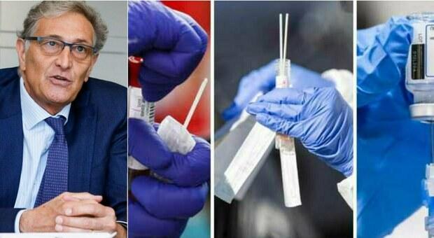 Covid, tracciamento dei contagi, controllo delle varianti e terza dose. Le tre mosse per evitare la quarta ondata