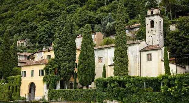 Veduta di Villa Fogazzaro