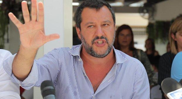 Giustizia e Ue, la miccia di Salvini