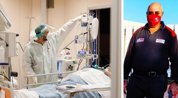 Covid, il presidente del 118 positivo: «Ho avuto la polmonite, i pazienti muoiono perché li intercettiamo troppo tardi»