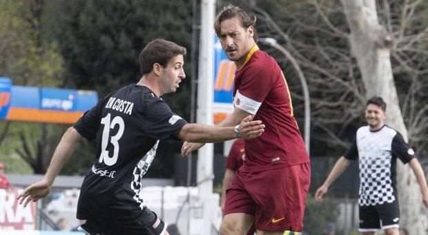Cassano: Ronaldo? La Juve ha il mostro. Roma, Totti presidente
