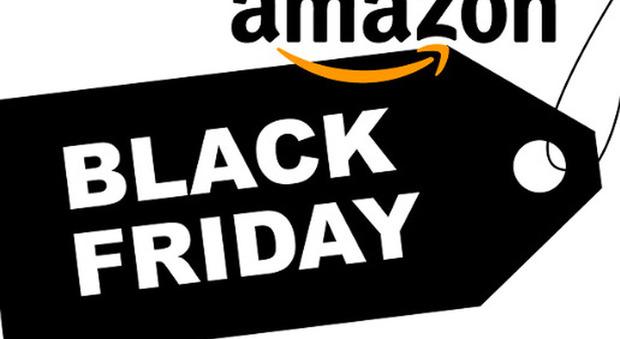 Black Friday, ecco la data. Amazon anticipa con offerte a tempo fino al 19 novembre