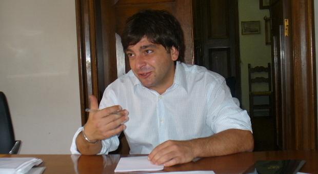 Francesco De Rebotti, sindaco di Narni