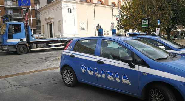 L'operazione messa a segno dalla Polizia