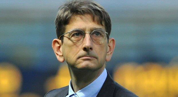 Luca Campedelli presidente del Chievo