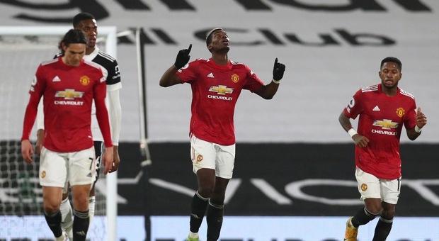 Premier: lo United ringrazia Cavani e Pogba. In Bundesliga Bayern vittorioso. Real eliminato da una squadra di Serie C
