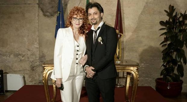 Fiorella Mannoia si è sposata con Carlo Di Francesco